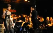 Big Band Atarfe  Festival JAZZTARDOR de Lleida 2012. Proud Mary
